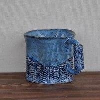 Чашка большая Джинсовая серия