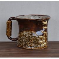 Чашка большая Кофейная серия