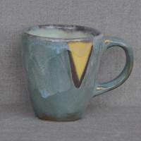 Чашка керамическая 011725