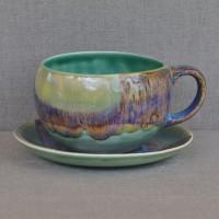 Чашка керамическая 011228A
