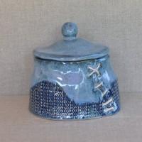 Сахарница керамическая 010801
