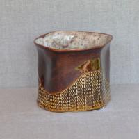 Стакан для виски керамический 010502